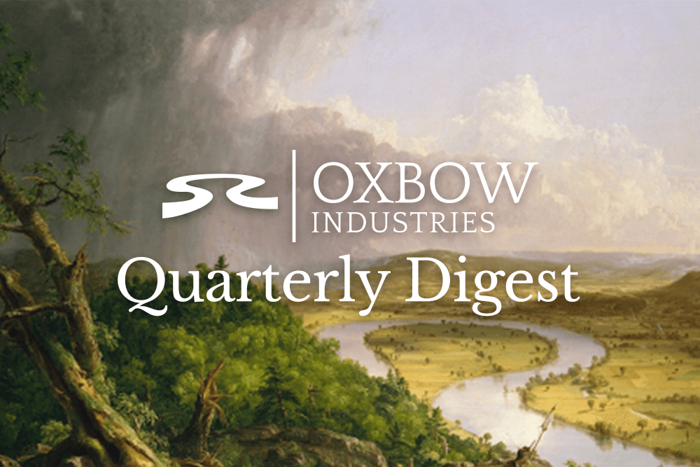 Oxbow Industries Newsletter